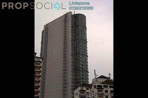For Rent Condominium at Vista Komanwel, Bukit Jalil Freehold Fully Furnished 3R/2B 1.4k