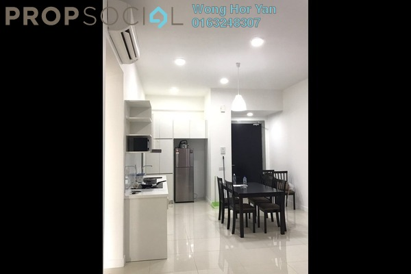 For Rent Serviced Residence at Reflection Residences, Mutiara Damansara Freehold Fully Furnished 3R/2B 3k