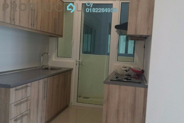 For Rent Condominium at Scenaria, Segambut Freehold Semi Furnished 2R/2B 1.7k