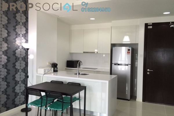 For Rent Condominium at Tropicana Avenue, Tropicana Leasehold Semi Furnished 2R/2B 2.4k