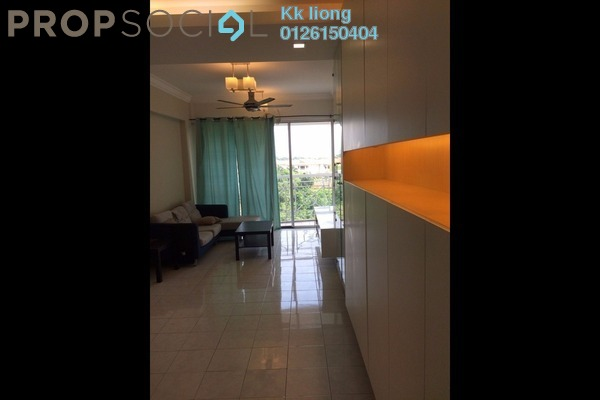 For Rent Condominium at Forest Green, Bandar Sungai Long Freehold Fully Furnished 3R/2B 1.45k