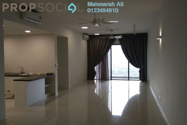 For Rent Condominium at Seri Riana Residence, Wangsa Maju Freehold Semi Furnished 3R/2B 2.7k