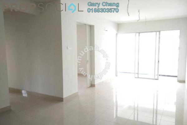 For Rent Serviced Residence at Maxim Citilights, Sentul Leasehold Semi Furnished 3R/2B 1.6k