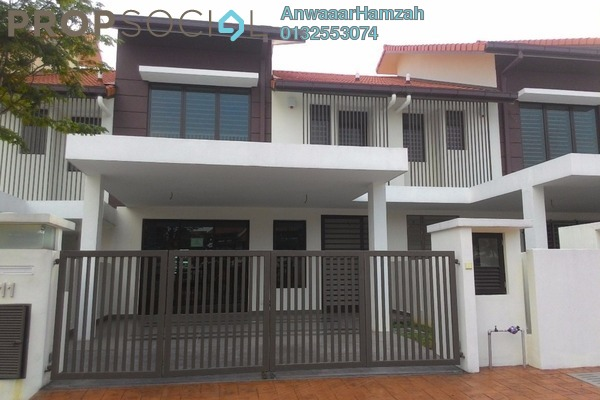 For Sale Terrace at Tari, Alam Impian Freehold Unfurnished 5R/5B 890k