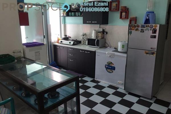 For Sale Apartment at Vista Indah Putra, Klang Freehold Fully Furnished 3R/2B 270k