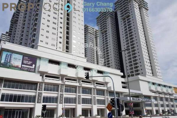 For Rent Serviced Residence at Maxim Citilights, Sentul Leasehold Unfurnished 3R/2B 1.5k