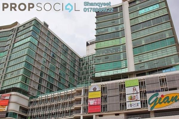 For Rent Condominium at First Subang, Subang Jaya Freehold Fully Furnished 0R/1B 1.7k
