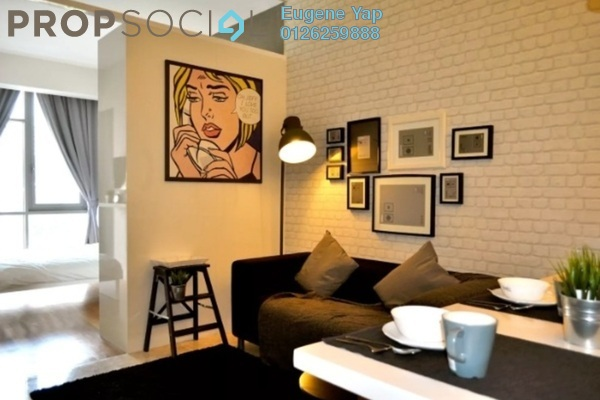 For Rent Condominium at The Signature, Sri Hartamas Freehold Fully Furnished 1R/1B 2.7k