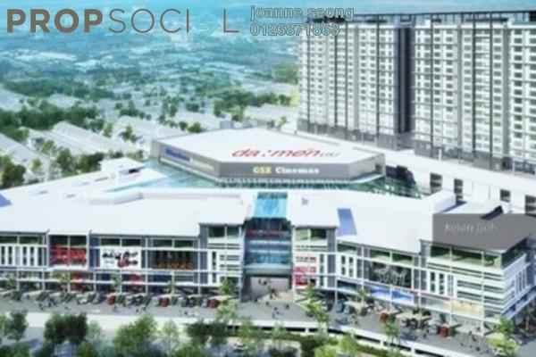 For Sale Condominium at Da Men, UEP Subang Jaya Freehold Unfurnished 3R/2B 970k