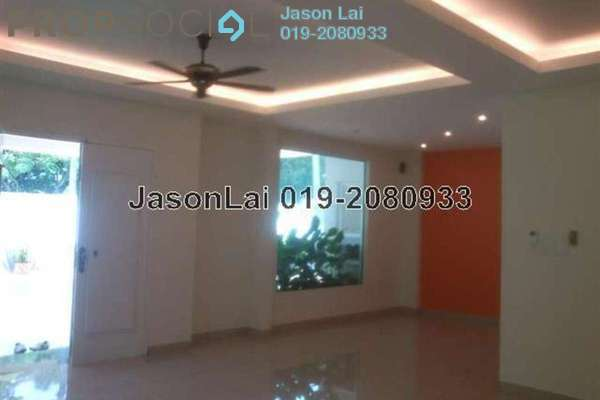 For Sale Terrace at Taman Subang Murni, Subang Leasehold Semi Furnished 4R/3B 868k