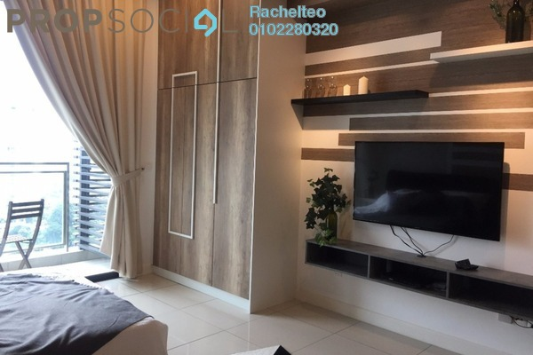 For Rent Condominium at Nadi Bangsar, Bangsar Freehold Fully Furnished 1R/0B 3.2k