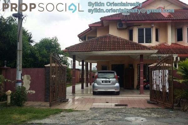 For Sale Terrace at Taman Cheras Jaya, Balakong Leasehold Unfurnished 4R/3B 750k