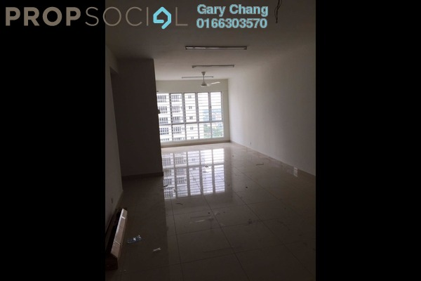 For Rent Serviced Residence at Maxim Citilights, Sentul Leasehold Unfurnished 3R/2B 1.2k