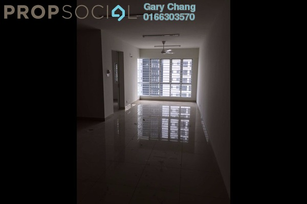 For Rent Serviced Residence at Maxim Citilights, Sentul Leasehold Unfurnished 3R/2B 1.3k