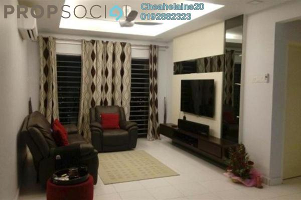 For Sale Condominium at Amara, Batu Caves Freehold Semi Furnished 3R/2B 450k