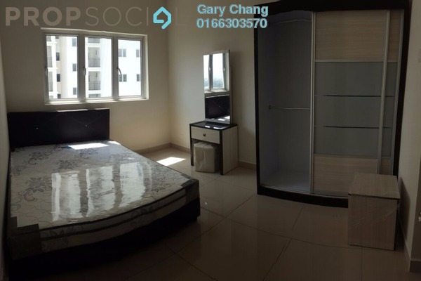 For Rent Serviced Residence at Maxim Citilights, Sentul Leasehold Fully Furnished 3R/2B 1.8k