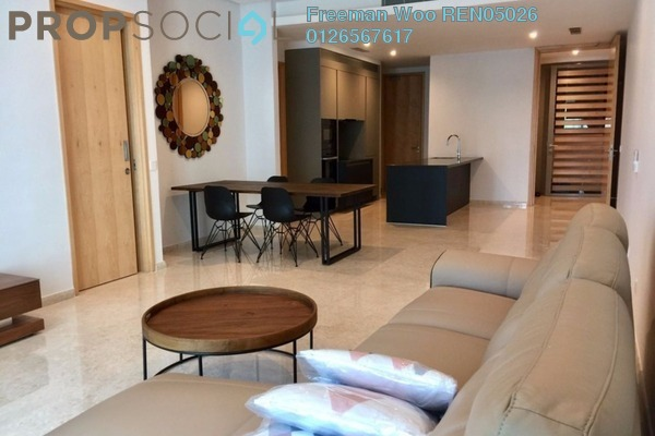 For Rent Condominium at DC Residency, Damansara Heights Freehold Fully Furnished 1R/2B 5.3k