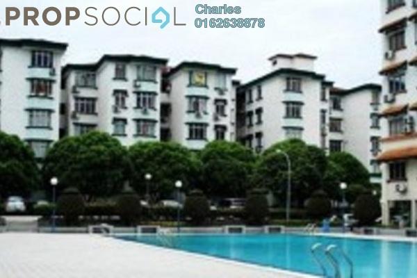 For Rent Apartment at Goodyear Court 6, UEP Subang Jaya Freehold Semi Furnished 3R/2B 1k