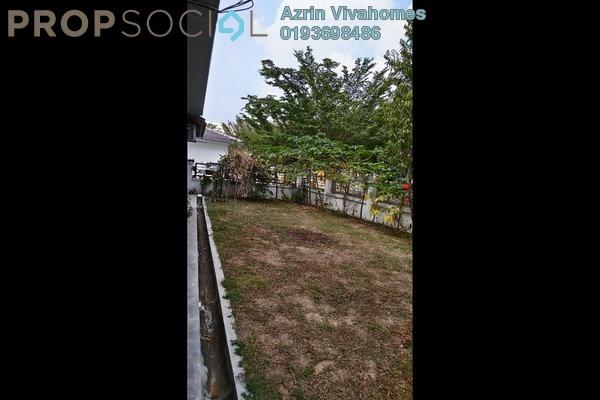 For Sale Terrace at Taman Pelangi Semenyih, Semenyih Freehold Semi Furnished 4R/3B 650k