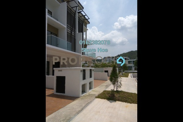 For Sale Superlink at Anggun 3, Rawang Freehold Unfurnished 5R/5B 850k