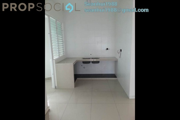 For Rent Condominium at 222 Residency, Setapak Freehold Semi Furnished 3R/2B 1.5k