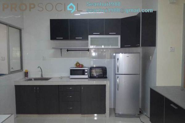 For Sale Condominium at Platinum Hill PV8, Setapak Freehold Fully Furnished 2R/4B 615k