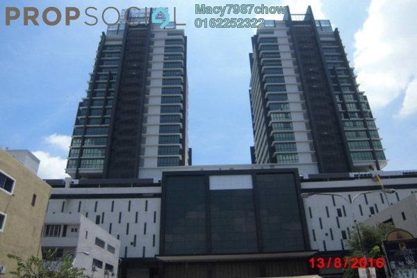 For Sale Condominium at Atria, Damansara Jaya Freehold Unfurnished 2R/1B 880k
