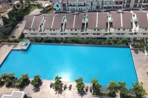 For Sale Condominium at Scenaria, Segambut Freehold Semi Furnished 3R/3B 860k