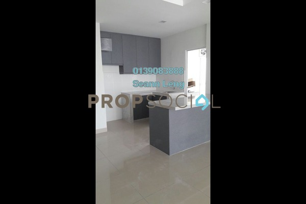 For Rent Apartment at Maxim Citilights, Sentul Leasehold Semi Furnished 3R/2B 1.65k