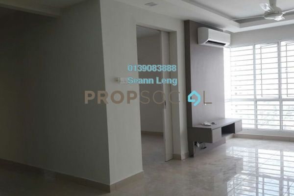For Rent Apartment at Maxim Citilights, Sentul Leasehold Fully Furnished 3R/2B 1.8k