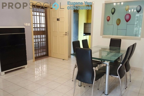 For Rent Condominium at Mont Kiara Bayu, Mont Kiara Freehold Fully Furnished 3R/2B 2.7k
