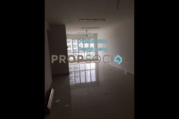 For Rent Apartment at Maxim Citilights, Sentul Leasehold Unfurnished 3R/2B 1.5k