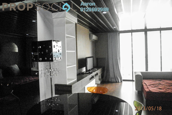 For Sale Condominium at Mont Kiara Pines, Mont Kiara Freehold Fully Furnished 2R/2B 880k