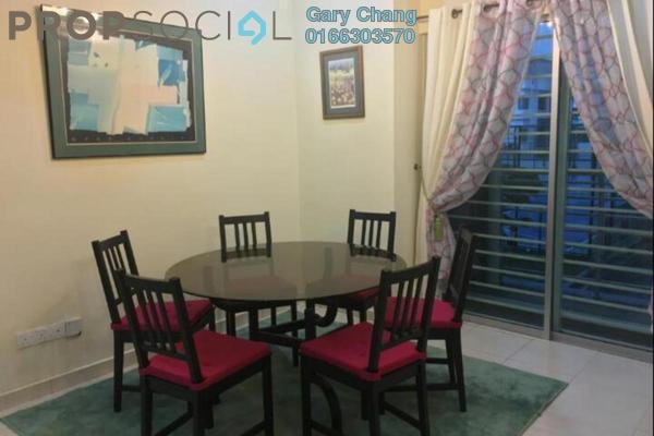 For Rent Apartment at Suria Apartment, Kota Damansara Freehold Fully Furnished 3R/2B 2.2k
