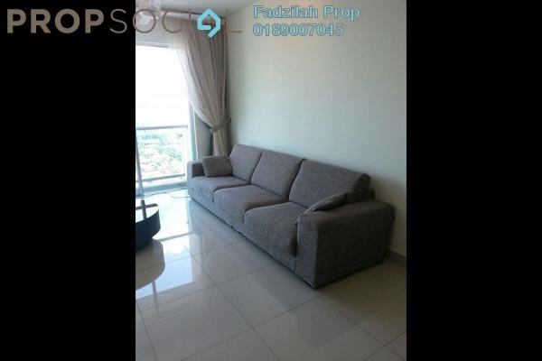 For Rent Condominium at Solaris Dutamas, Dutamas Freehold Fully Furnished 2R/2B 4k