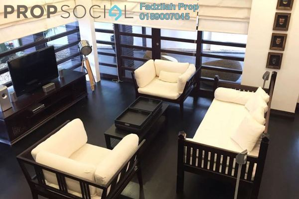 For Rent Terrace at Desa Sri Hartamas, Sri Hartamas Freehold Fully Furnished 3R/3B 6.5k