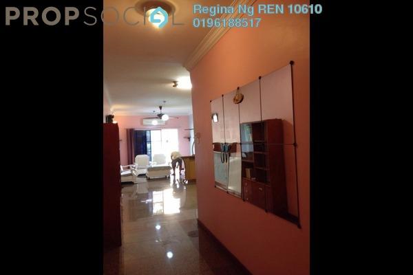 For Rent Condominium at BBK Condominium, Klang Freehold Semi Furnished 3R/2B 1.2k