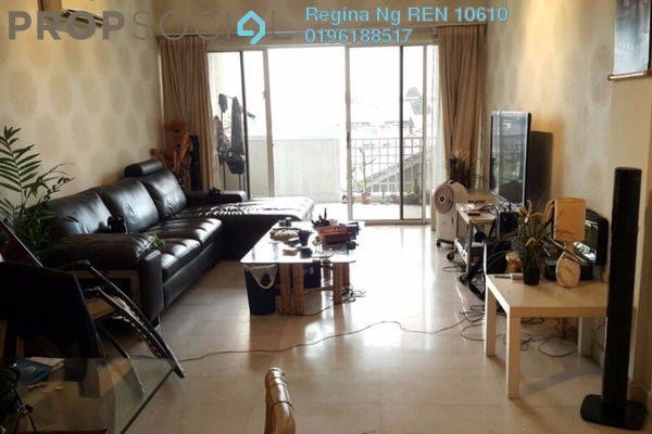 For Sale Condominium at Damansara Villa, Damansara Heights Freehold Fully Furnished 2R/3B 880k