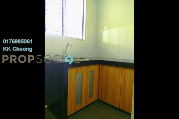 For Rent Serviced Residence at Maxim Citilights, Sentul Leasehold Semi Furnished 3R/2B 1.5k