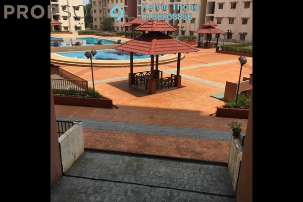 For Rent Apartment at Bayu Puteri, Tropicana Leasehold Semi Furnished 3R/2B 1.4k