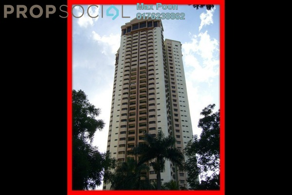 For Rent Condominium at Angkupuri, Mont Kiara Freehold Semi Furnished 3R/2B 2.5k