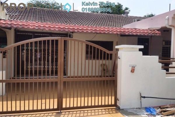 For Sale Terrace at Taman Kinrara, Bandar Kinrara Leasehold Semi Furnished 3R/2B 498k