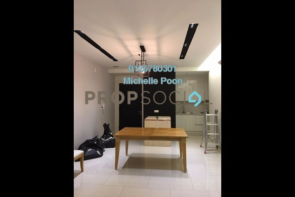 For Rent Condominium at One Central Park, Desa ParkCity Freehold Fully Furnished 2R/2B 4k