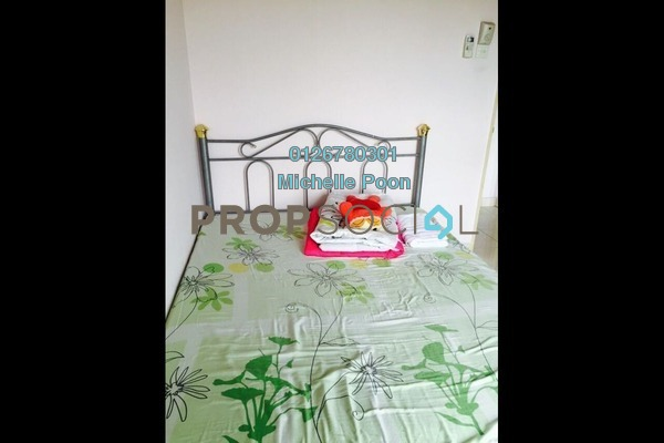 For Rent Condominium at Endah Puri, Sri Petaling Leasehold Fully Furnished 3R/2B 2.2k