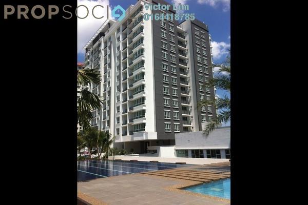 For Sale Condominium at Zenith Residences, Kelana Jaya Leasehold Unfurnished 3R/2B 650k