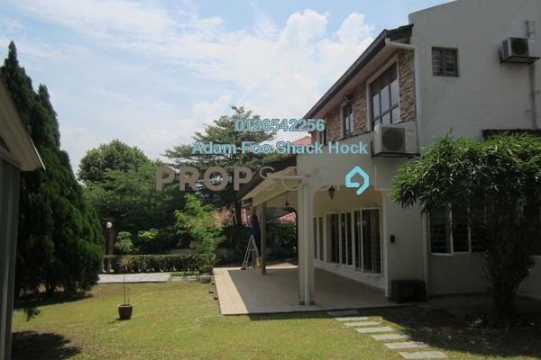 For Sale Bungalow at Taman Sri Ukay, Ukay Freehold Semi Furnished 6R/7B 3.5m