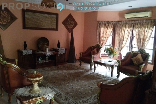 For Sale Semi-Detached at Section 8, Kota Damansara Leasehold Semi Furnished 6R/5B 3.2m