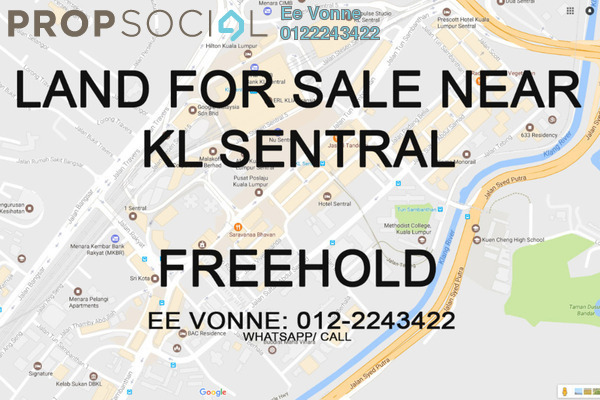 For Sale Condominium at The Establishment, Brickfields Freehold Fully Furnished 0R/0B 38.5m