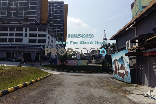 For Sale Shop at Section 14, Shah Alam Leasehold Unfurnished 0R/0B 40m
