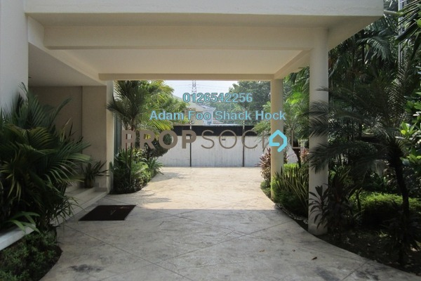 For Rent Bungalow at Taman U-Thant, Ampang Hilir Freehold Fully Furnished 10R/9B 20k